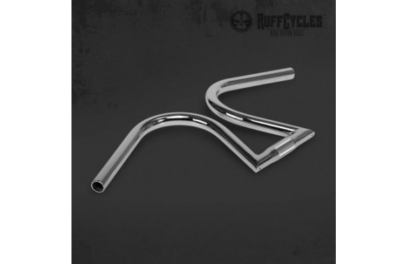 Firebikes Titty Bar CroMo-CP/BLACK